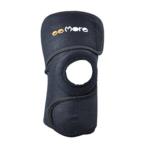 Breathable Neoprene Adjustable Knee Support Patella Wrap 1 pc (Jiu Jitsu Pro Gear compare prices)
