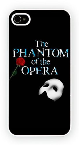 The Phantom Of The Opera The Musical West End Musicals Ca, iPhone 5 5S, Etui de téléphone mobile - encre brillant impression