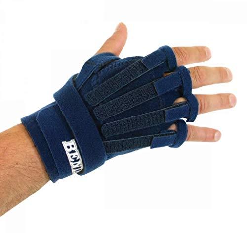 Benik W-701 Hand Based Radial Nerve Splint, Left, Small/Medium (Dynamic Extension Splint For Radial Nerve Palsy)