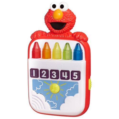 Playskool Sesame Street Steps To School Elmo's Count