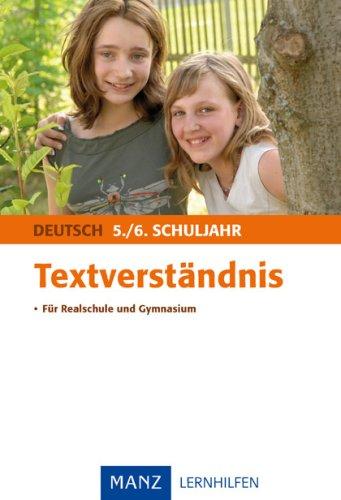 Textverständnis Deutsch 5./6. Schuljahr