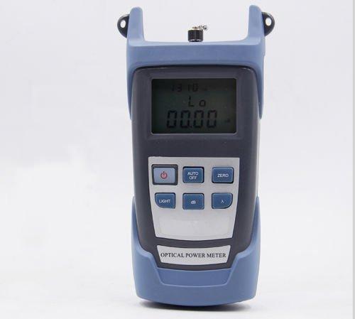 High-precision Optical Power Meter Fiber Tester Light Decay Tester 800-1700nm