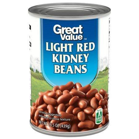 lue Light Red Kidney Beans, 6 ct. / 93 oz ()