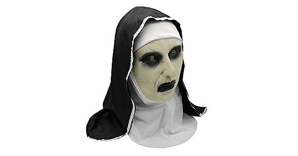 Amazon.com: Máscara de terror de látex para Halloween ...