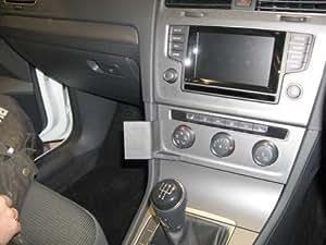 Brodit ProClip - Kit de coche para Volkswagen Golf VII Variant 13-14 (ángulo de montaje)