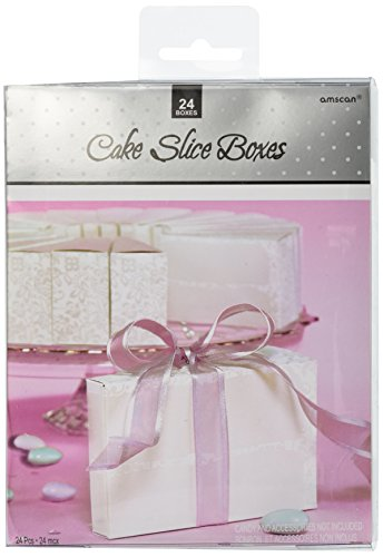 Cake Slice Boxes | Wedding and Engagement Party