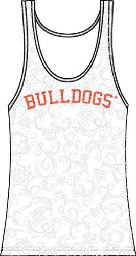 - Emerson Street Women's Georgia Bulldogs Swirl Tank XL