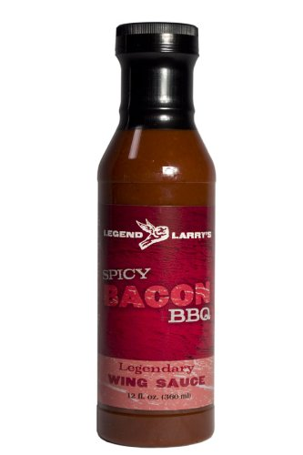 Legend Larry's Spicy Bacon BBQ Sauce