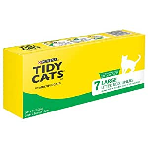 Amazon Com For Multiple Cats Tidy Cats Large Litter Box