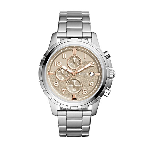 fossil watch men dean chronograph - 3