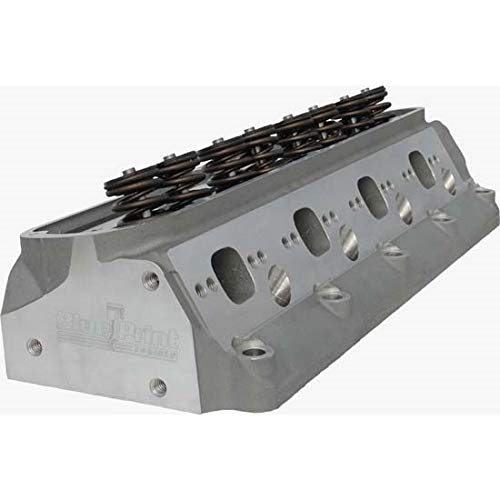 Big Block Ford Heads - Blueprint Engines HP9009 Muscle Car Series Aluminum Cylinder Head