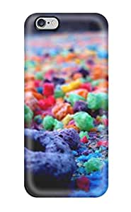 Anti-scratch Case Cover ENJOYCASE Protective Fruit Loops Case For iphone 6 4.7
