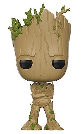 e42871208a0e Pop! Figurine Les Gardiens de la Galaxie Groot Adolescent  Amazon.fr ...