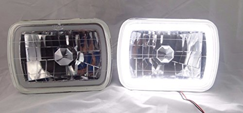7x6 led halo headlights - 4