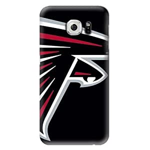S6 Edge Case,NFL-Atlanta Falcons Samsung Galaxy S6 Hard Case,Fashion Samsung Cell Case