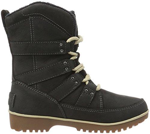 Meadow Lace Women's Sorel Boots Black Premium 6w4EwqP08