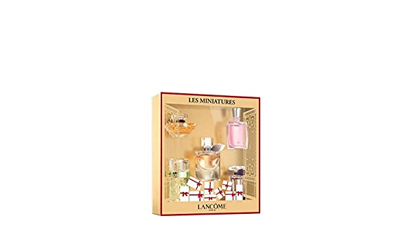 Collection Lancôme - Estuche de 5 miniaturas: Amazon.es: Belleza