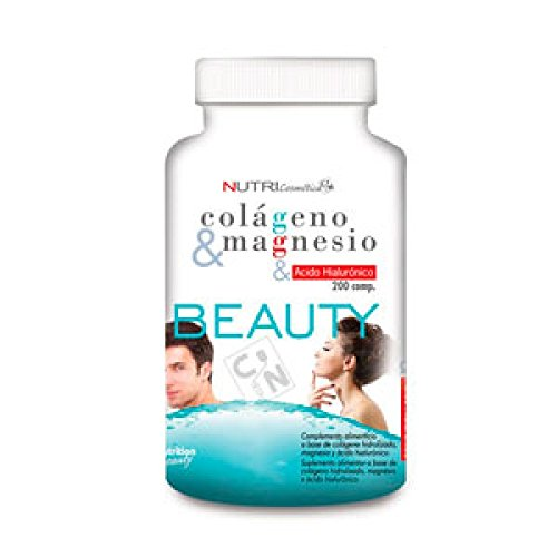Nutrisport Clinical Nutrition Colageno & Magnesio & Acido Hialuronico - 200 ...