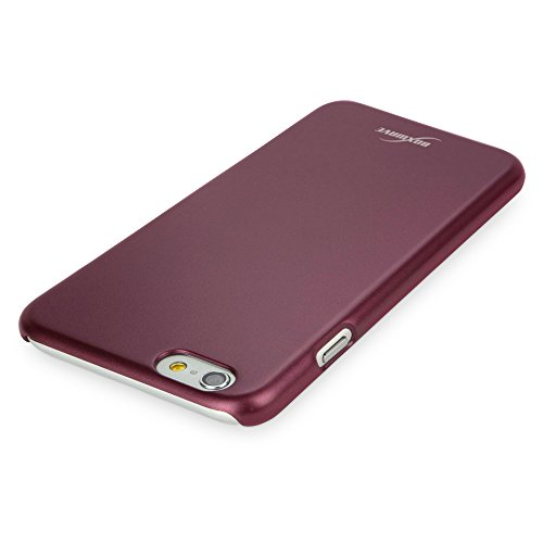 BoxWave iPhone 6 Schutzhülle Apple iPhone 6 BoxWave Minimus Schutzhülle - Apple iPhone 6 Slim Fit Schutzhülle Case aus Polycarbonat für hohe Strapazierfähigkeit Anti-Abgleitschutz - Apple iPhone 6 Hül