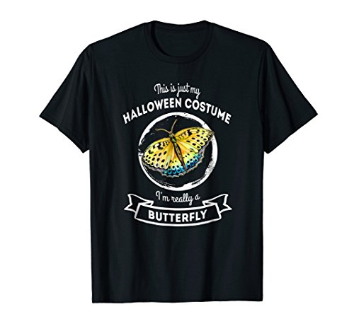 Butterfly Halloween Costume T-Shirt
