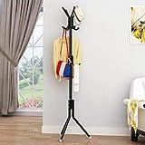 Wall of Dragon 12 Hooks Multi Function Coat Hat Metal Rack Organizer Hanger Bedroom Hook Stand for Purse Handbag Clothes Scarf Holder Hooks