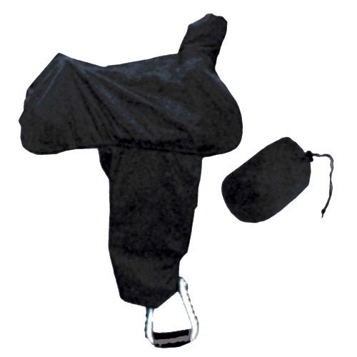 Intrepid International Western Saddle Cover with Fenders, - Covers Horse Saddle