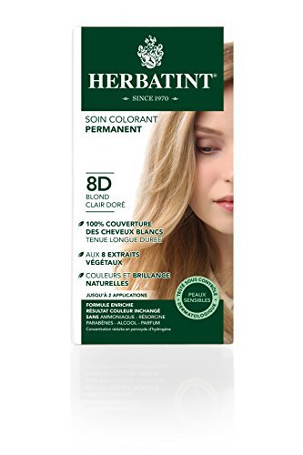 Herbatint Lightgolden Blonde Hair Colour by Herbatint