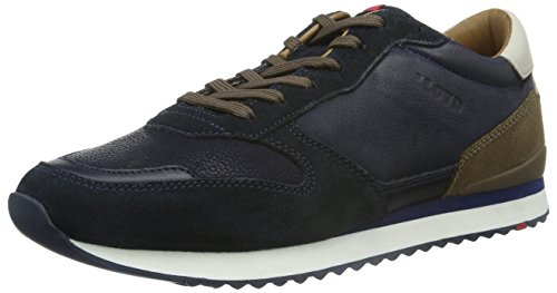 Lloyd Herren Edwin Low-top Blau (oceano 9)