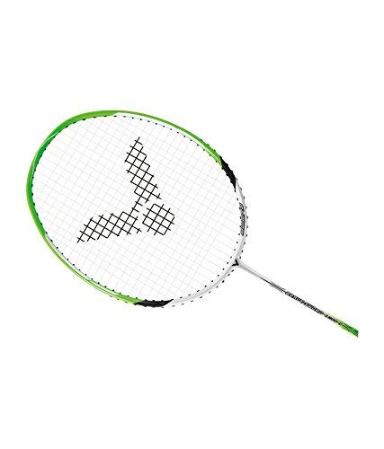 Victor Badminton Racket Brave Sword 1800 D 4U Light Weight Strung