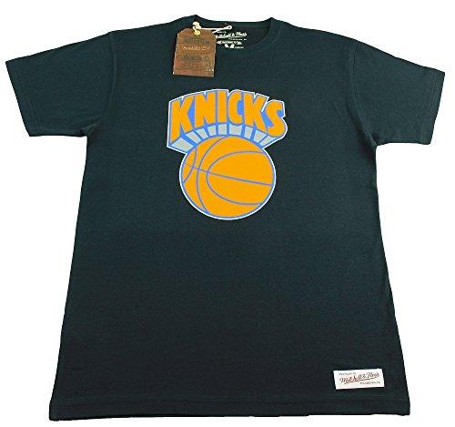 Mitchell & Ness Shirt New York Knicks Team Logo, Größe XL