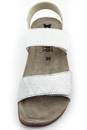 2631 Sandalen Damen 3302 Weiß STEVE Mephisto AGAVE BOA 6nqwPvPEY