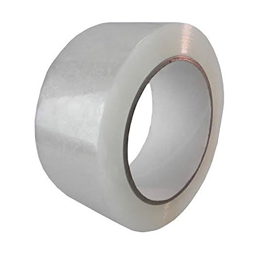 3/8' 9mm Tape (Carton Sealing Tape Acrylic Solvent Based Adhesive (36XX) (2.2 mil, 3/8'' (9mm), 55 yds, Clear))