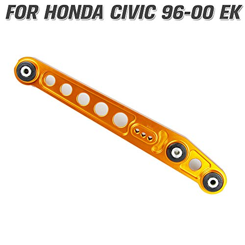 Civic EK Lower Control Arm Rear Sway Bar Tower Strut Brace Tie Rod Subframe Link ()