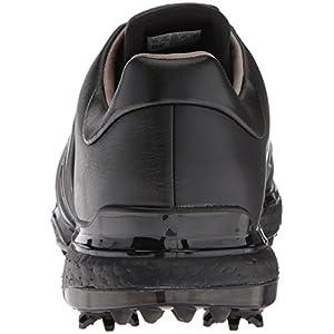 adidas Men's Tour 360 2.0 Golf Shoe, Core Black, 12 M US