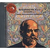 Dvorak: Symphony No. 8 in G Major, Op. 88; Serenade for Strings in E Major, Op. 22 [RCA Red Seal]