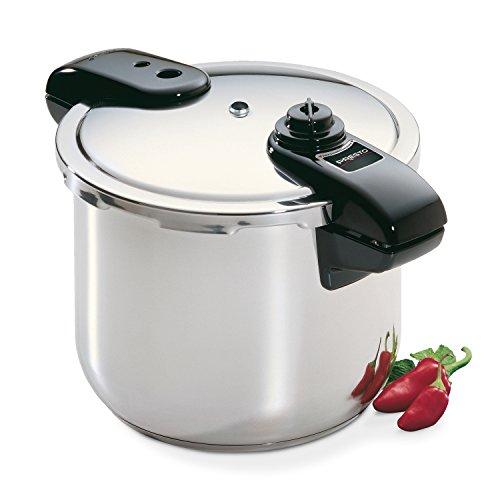 Presto 01370 8-Quart Stainless Steel Pressure Cooker by Presto (Image #1)