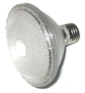 Par30 Red Led Spot Lamp Bulb With Standard Screw Base