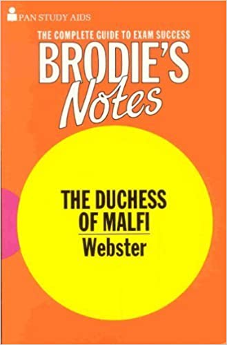 duchess of malfi literary criticism