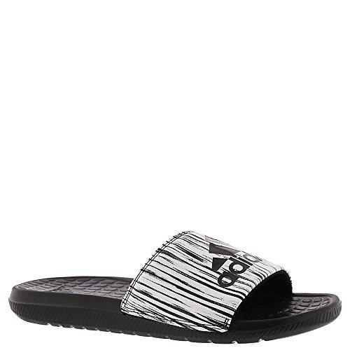 Adidas Menns Voloomix Gr Lysbilde Sandaler Kjerne Svart / Core Svart / Hvit