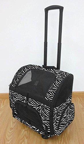Gen7Pets Roller Carrier Backpack Restraint Traveler