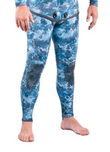 Mares Instinct Wetsuit 3.0mm Pants - Camo Blue S4