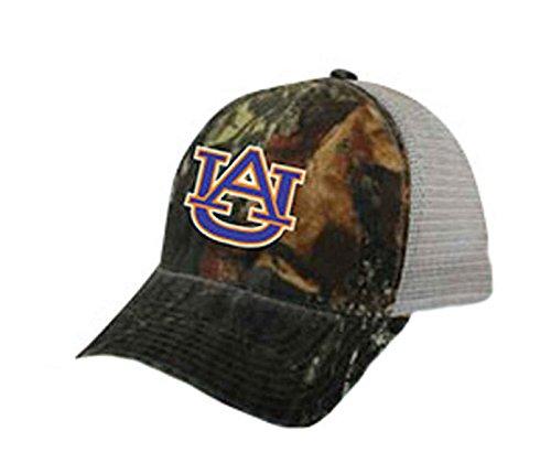 National Cap & Sportswear Nc Mobu Tonal Mesh Cap Auburn - 3512