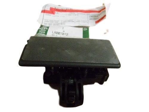 Land Rover New Genuine Glove Box Latch Handle LR007072 in Ebony Black