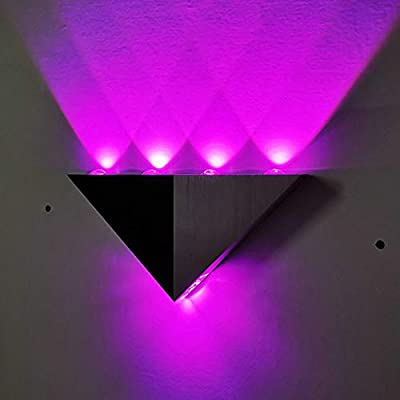 Lampada Da Parete Lampada Da Parete A Led Triangolo Creativo
