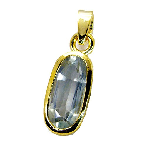 Natural Green Amethyst Pendant Necklace Gold Plated For Women February Birthstone Oval Shape Handmade