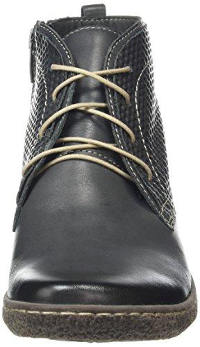 Manitu 990959, Botines para Mujer Gris - Grau (blei)