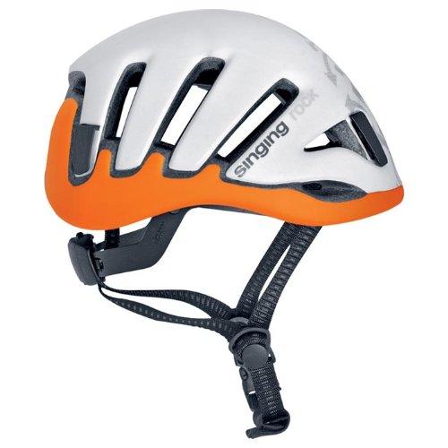 Singing Rock Terra II Helmet (, Orange) by Singing Rock