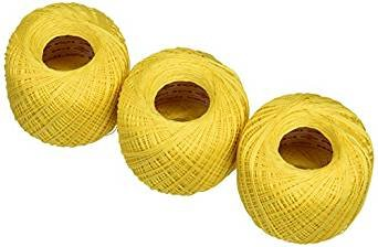 Lace thread GOLD SPECIAL 18th 50g color (color no .: 521) 3 pieces by Olempus made cord