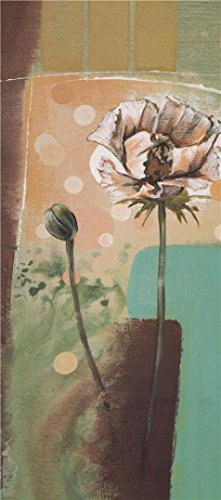 The Perfect Effect Canvas Of Oil Painting 'the Flower' ,size: 8x18 Inch / 20x46 Cm ,this High Definition Art Decorative Prints On Canvas Is Fit For Foyer Decor And Home Artwork And (Halloween Props Clearance Uk)
