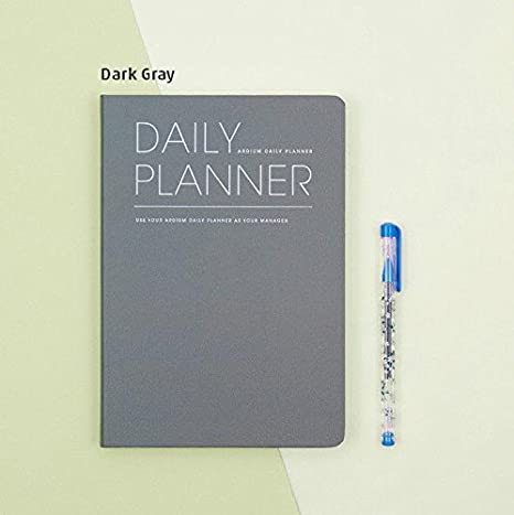 Amazon.com : 2018 Blank Daily Diary Notebook Journal Agenda ...